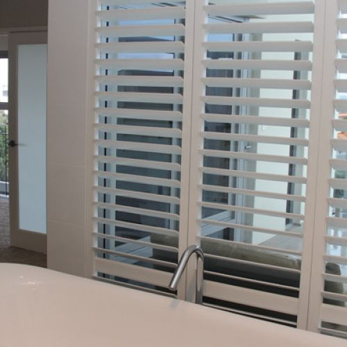 Bathroom Shutters Perth